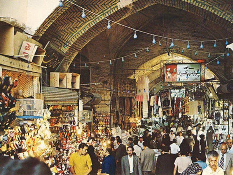 Тегеранский базар при режиме Пехлеви и Исламской Республике. Ч. 1. Режим Пехлеви | iran1979.ru
